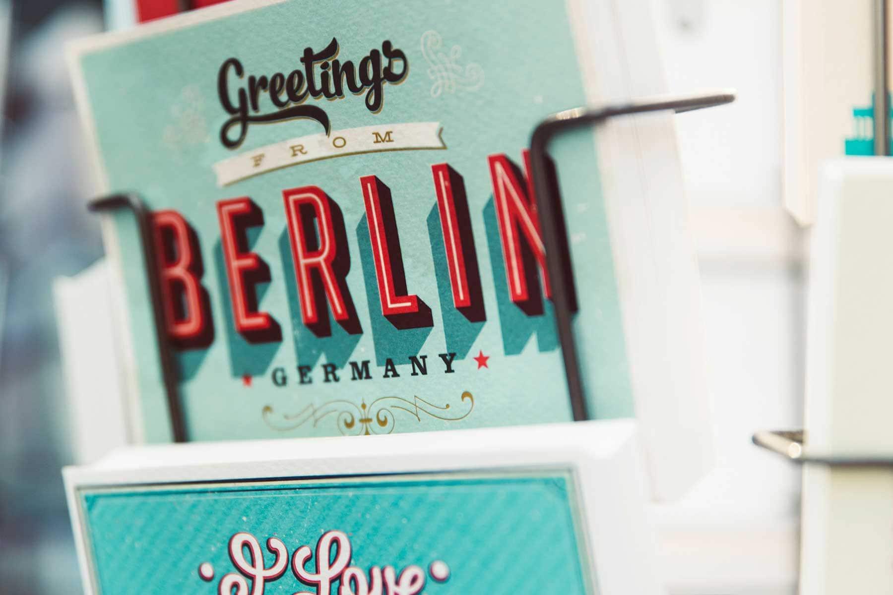 Resor-till-Berlin-med-Nygren-&-Lind-resebyrå-postcard