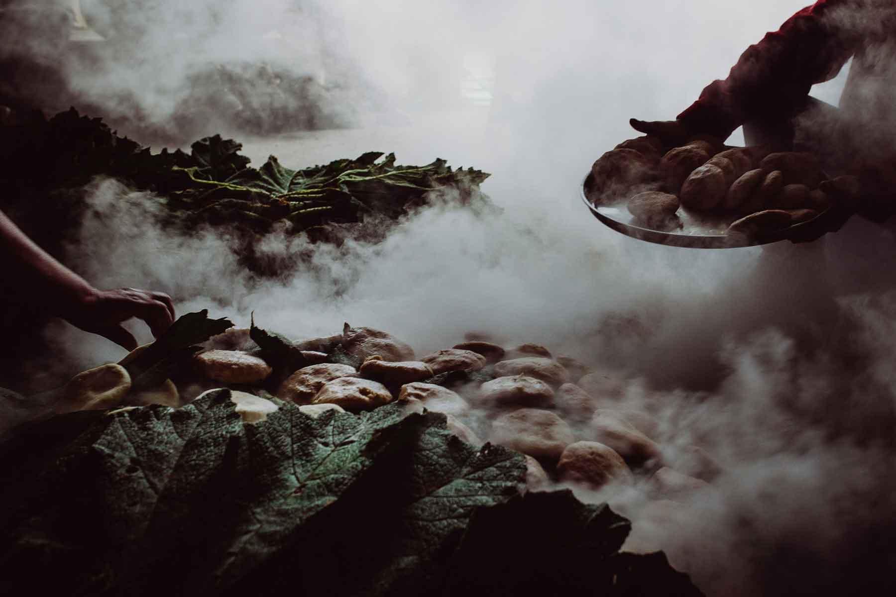 Resor-till-Chile-med-Nygren-&-Lind-resebyrå---mat-över-rök
