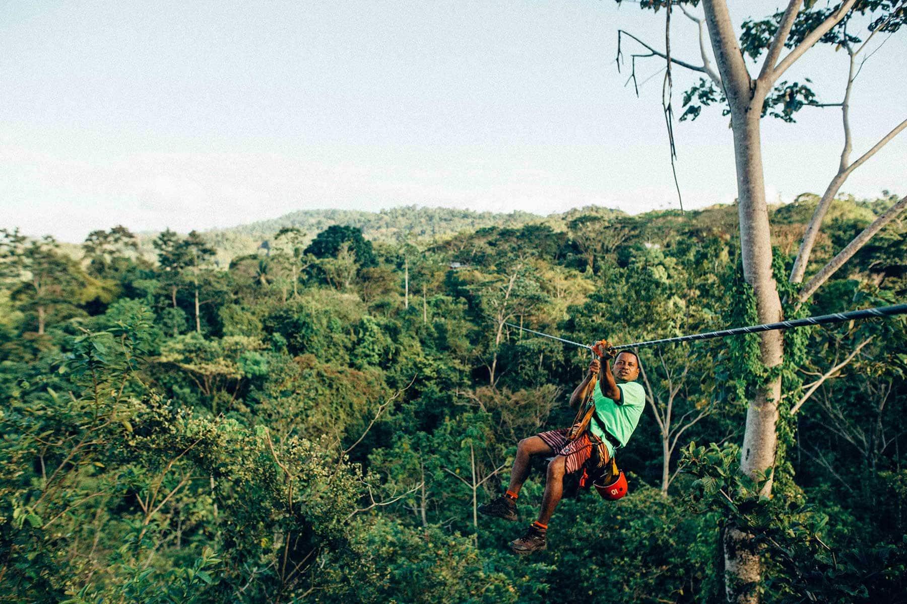 Resor-till-Costa-Rica-med-Nygren-&-Lind-Resebyrå--zipline