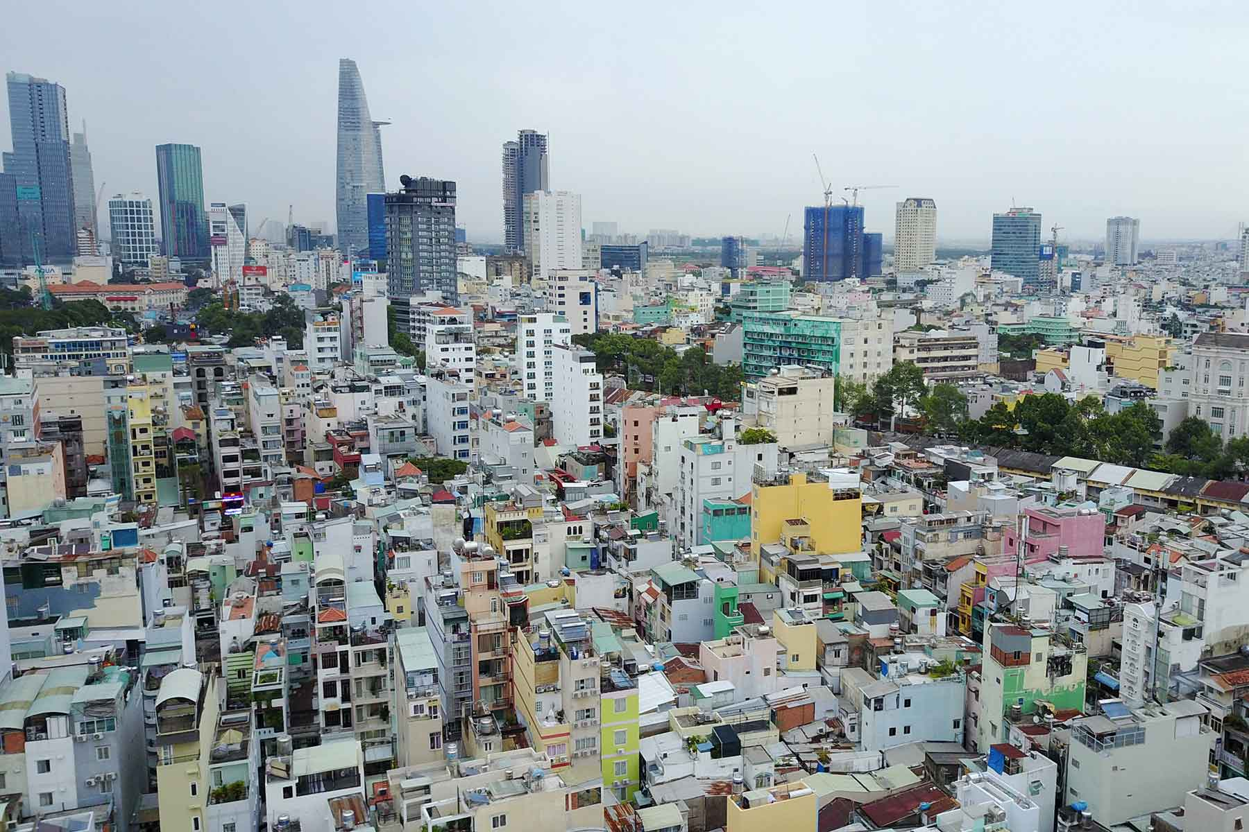 Resor-till-Ho-Chi-Minh-Nygren-Lind-Resebyrå-stadsbild