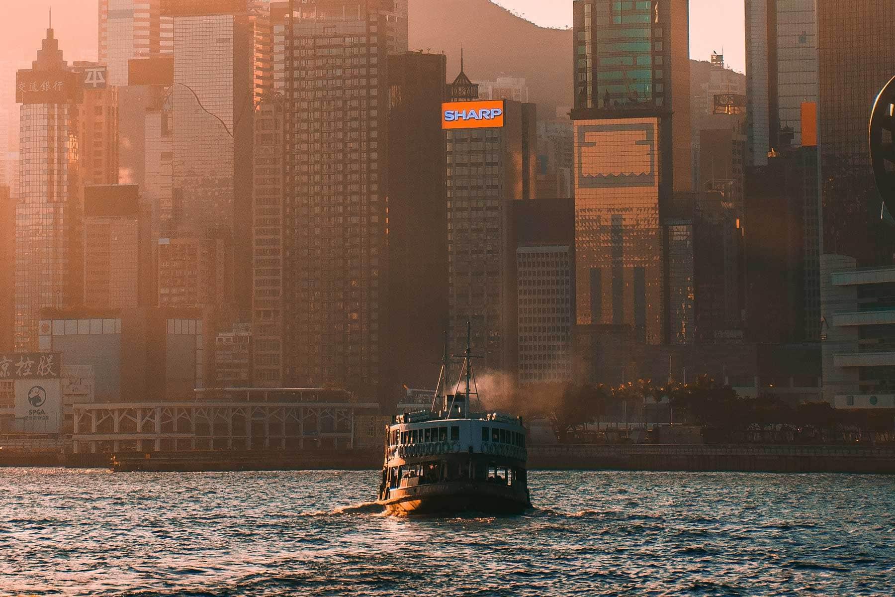 Resor-till-Hong-Kong-med-Nygren-&-Lind-Resebyrå--båt