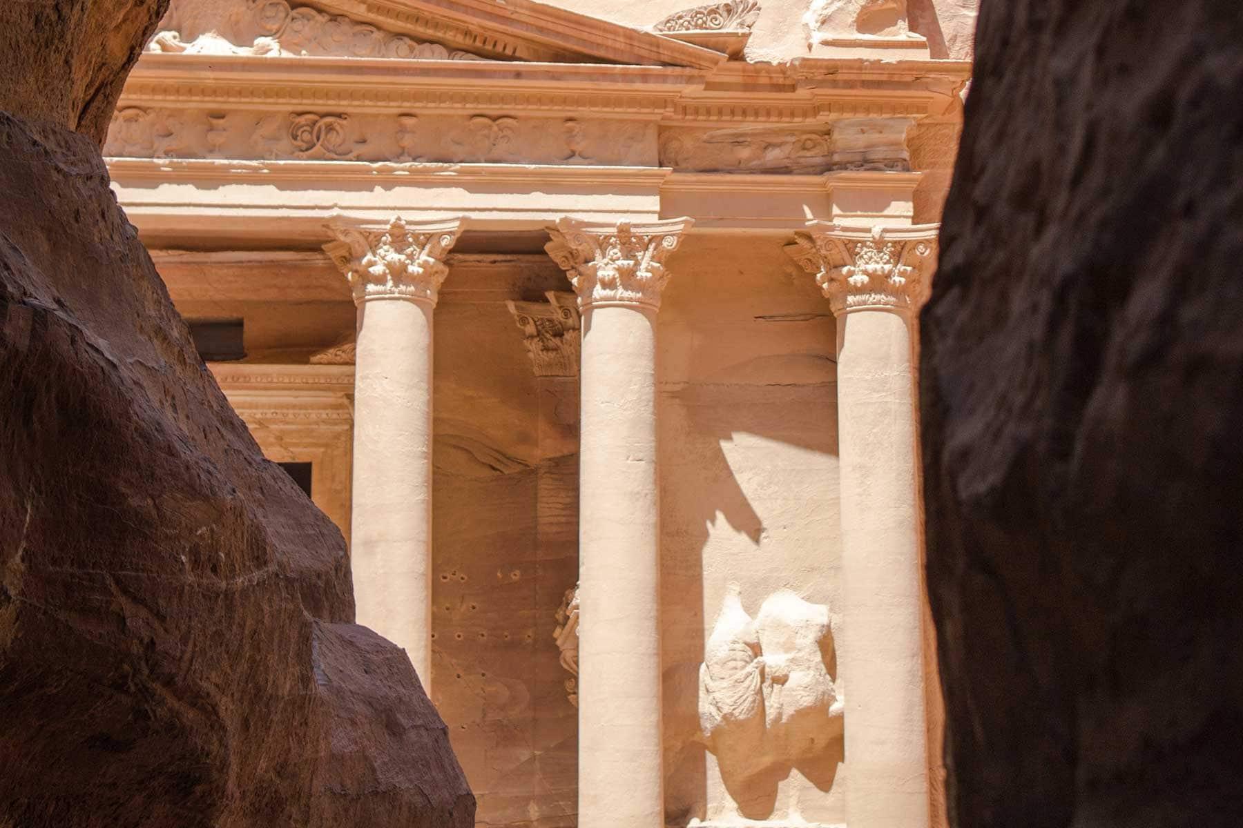 Resor-till-Jordanien-med-Nygren-&-Lind-Resebyrå---inngång-Petra-2