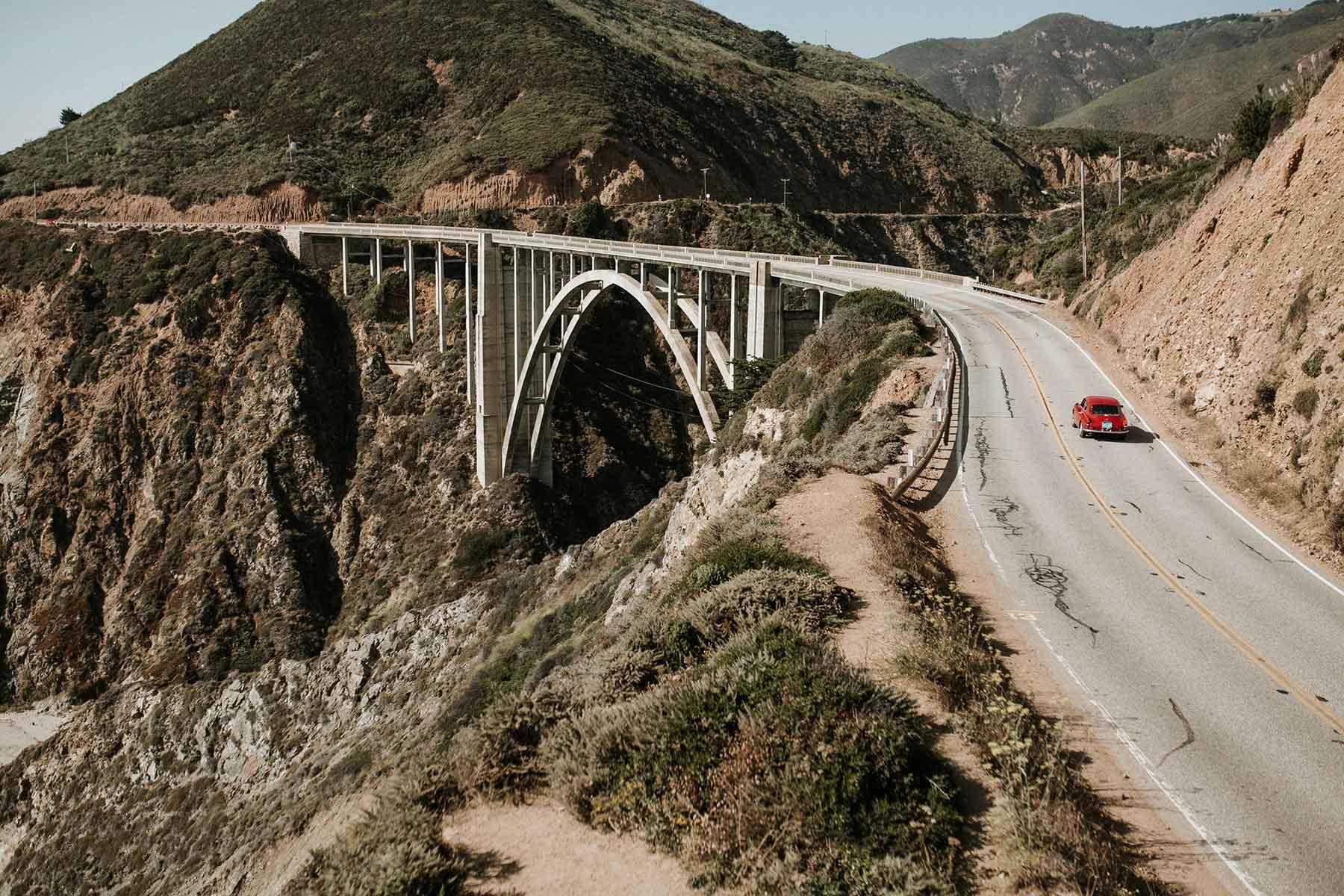 Resor-till-Kalifornien-med-Nygren-&-Lind-Resebyrå---highway-1