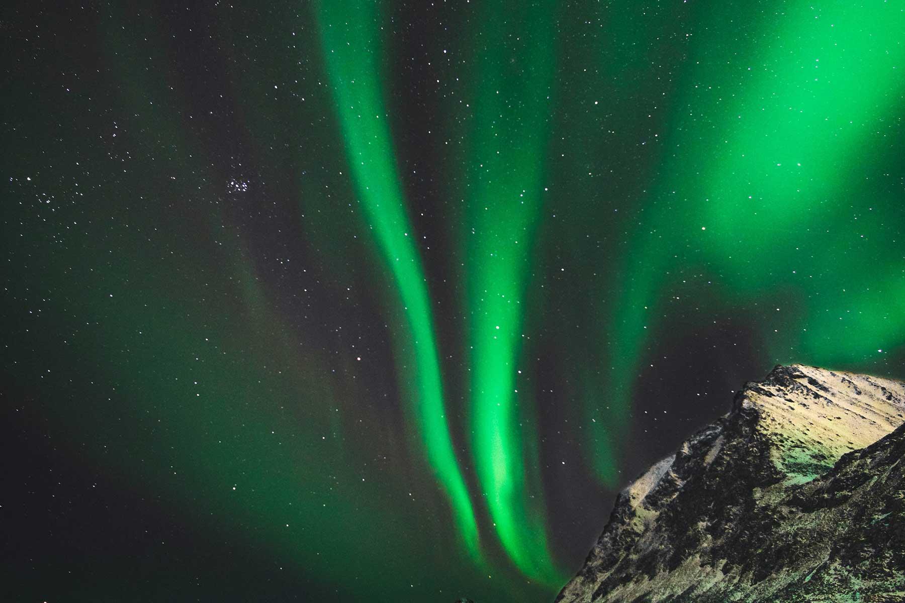 Resor-till-Lofoten-i-Norge---nordljus-Nygren-Lind-Resebyrå