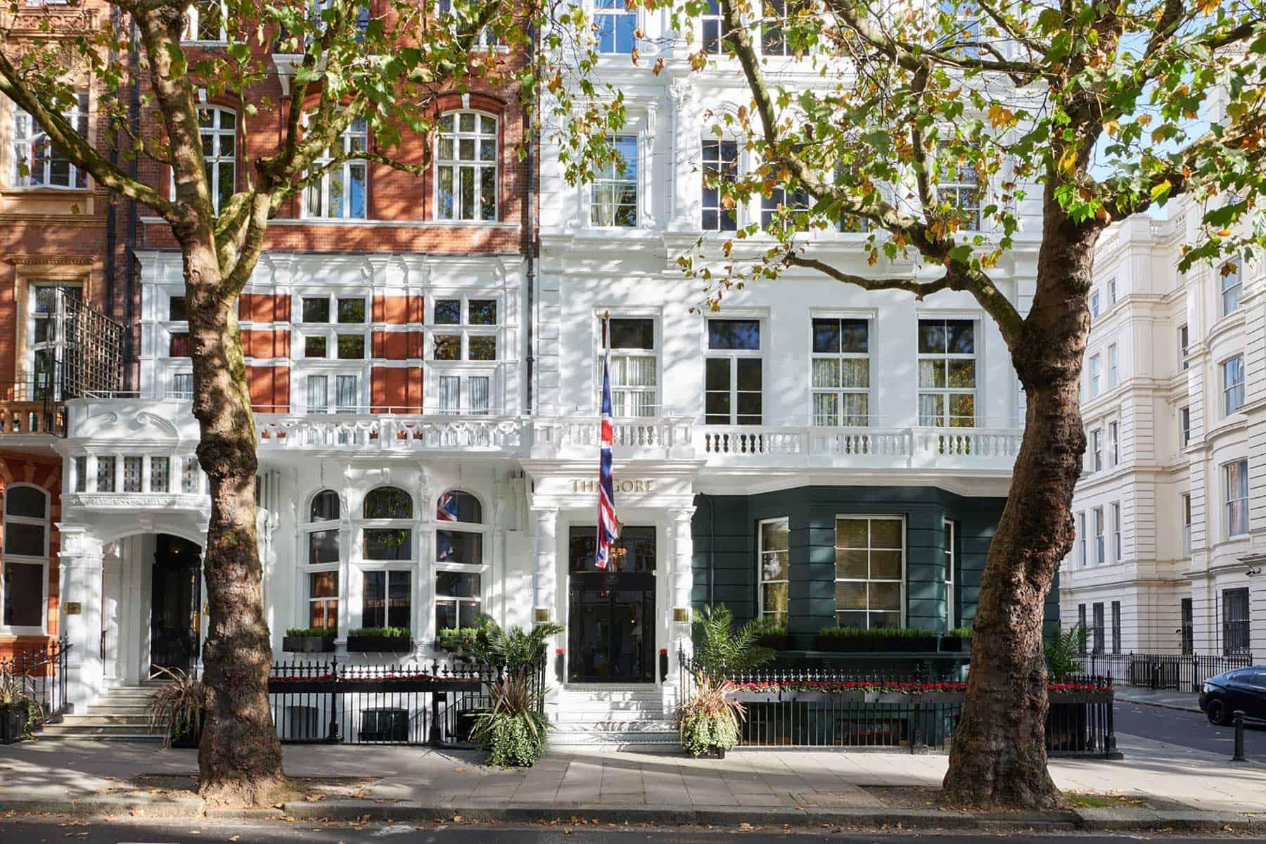 Resor-till-London-med-boende-på-hotel-The-Gore-med-Nygren-&-Lind-Resebyrå