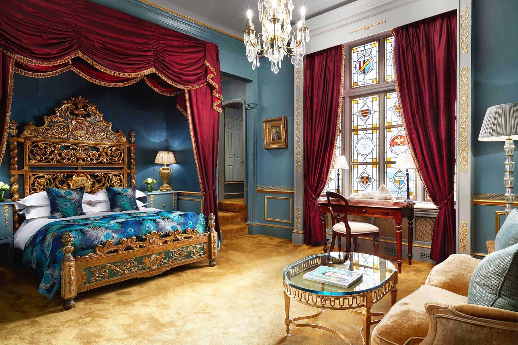 Resor-till-London-med-boende-på-hotel-The-Gore3-med-Nygren-&-Lind-Resebyrå
