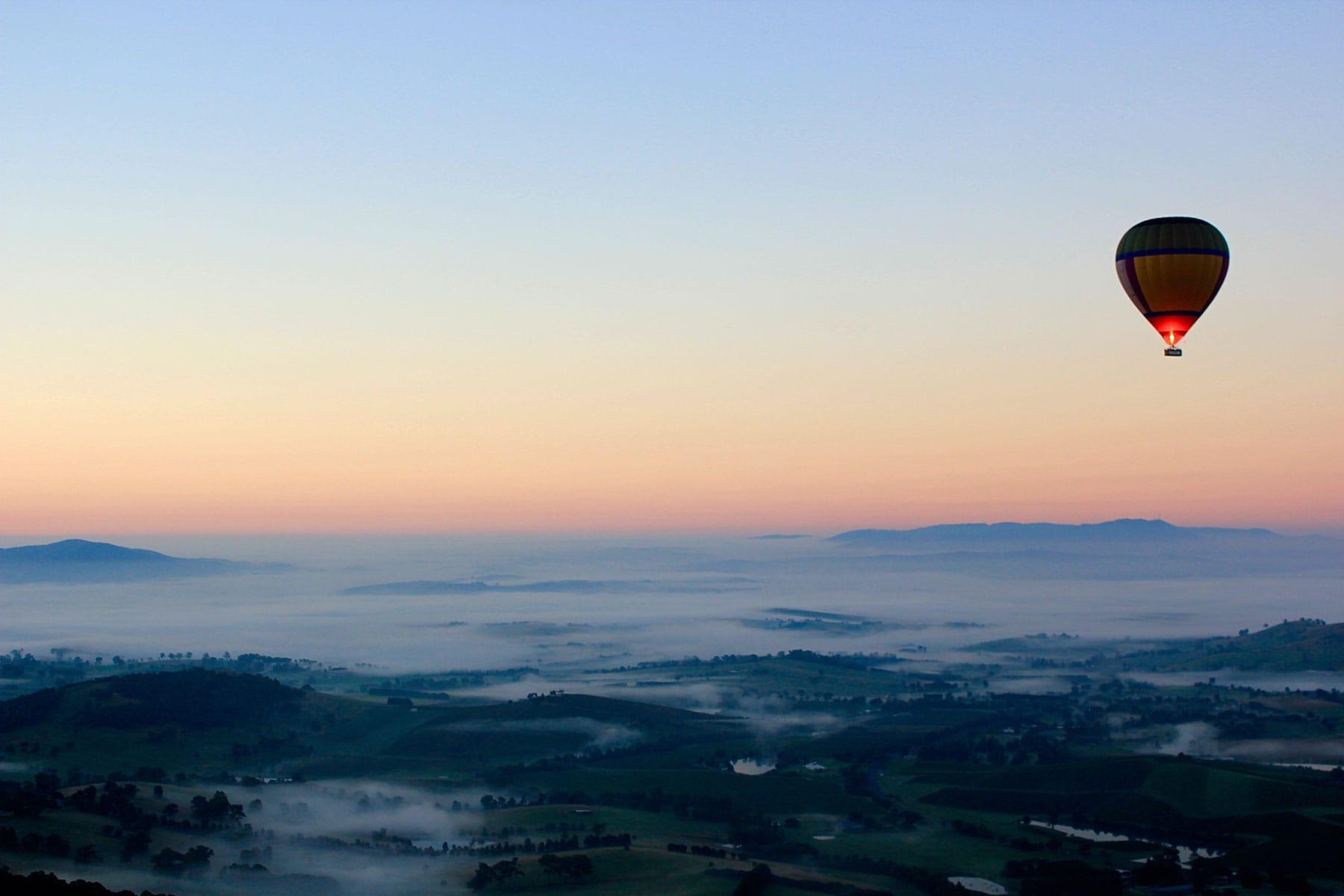 Resor-till-Melbourne-Nygren-Lind-Resebyrå---luftballong