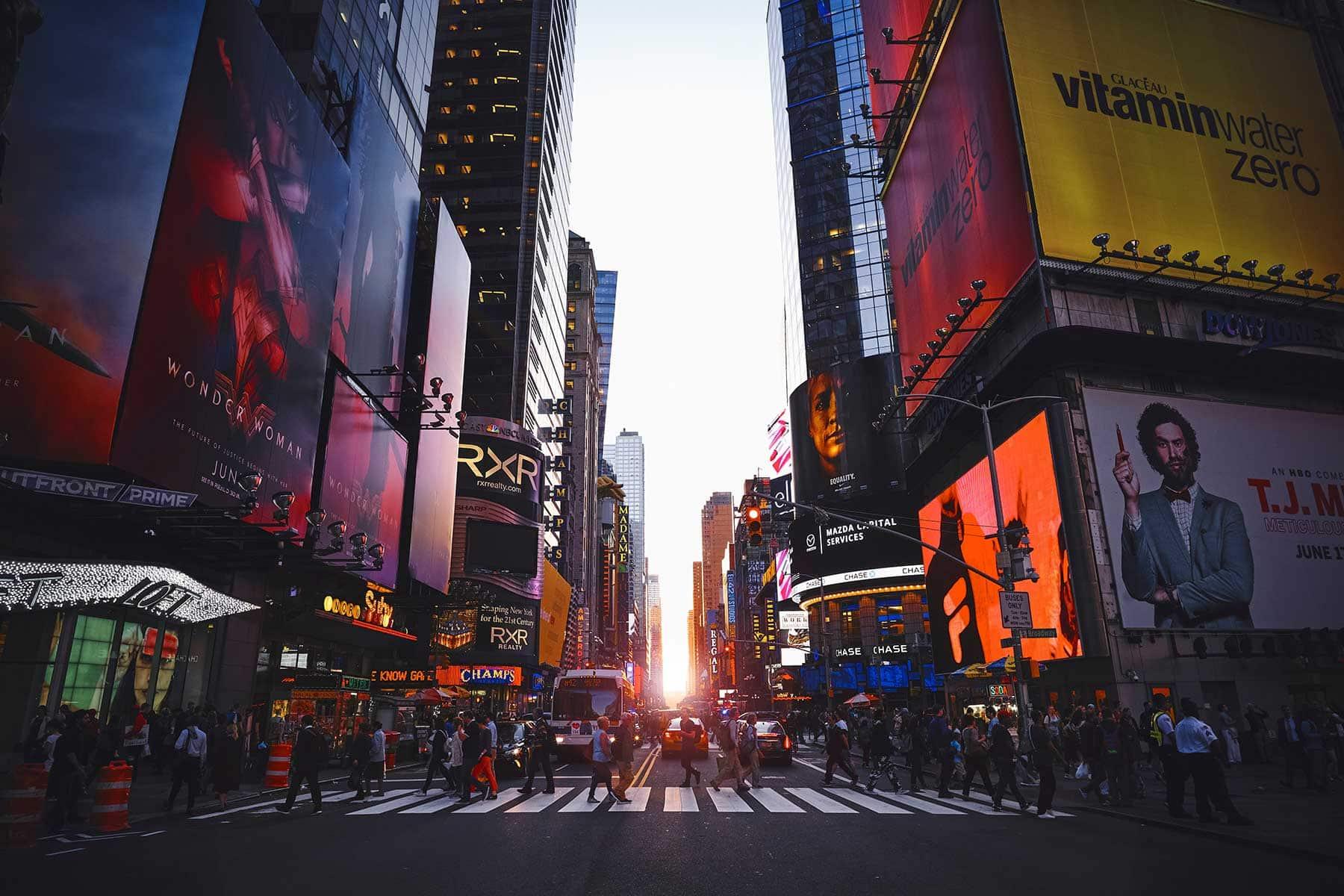 Resor-till-New-York-med-Nygren-Lind-Resebyrå---manhattan