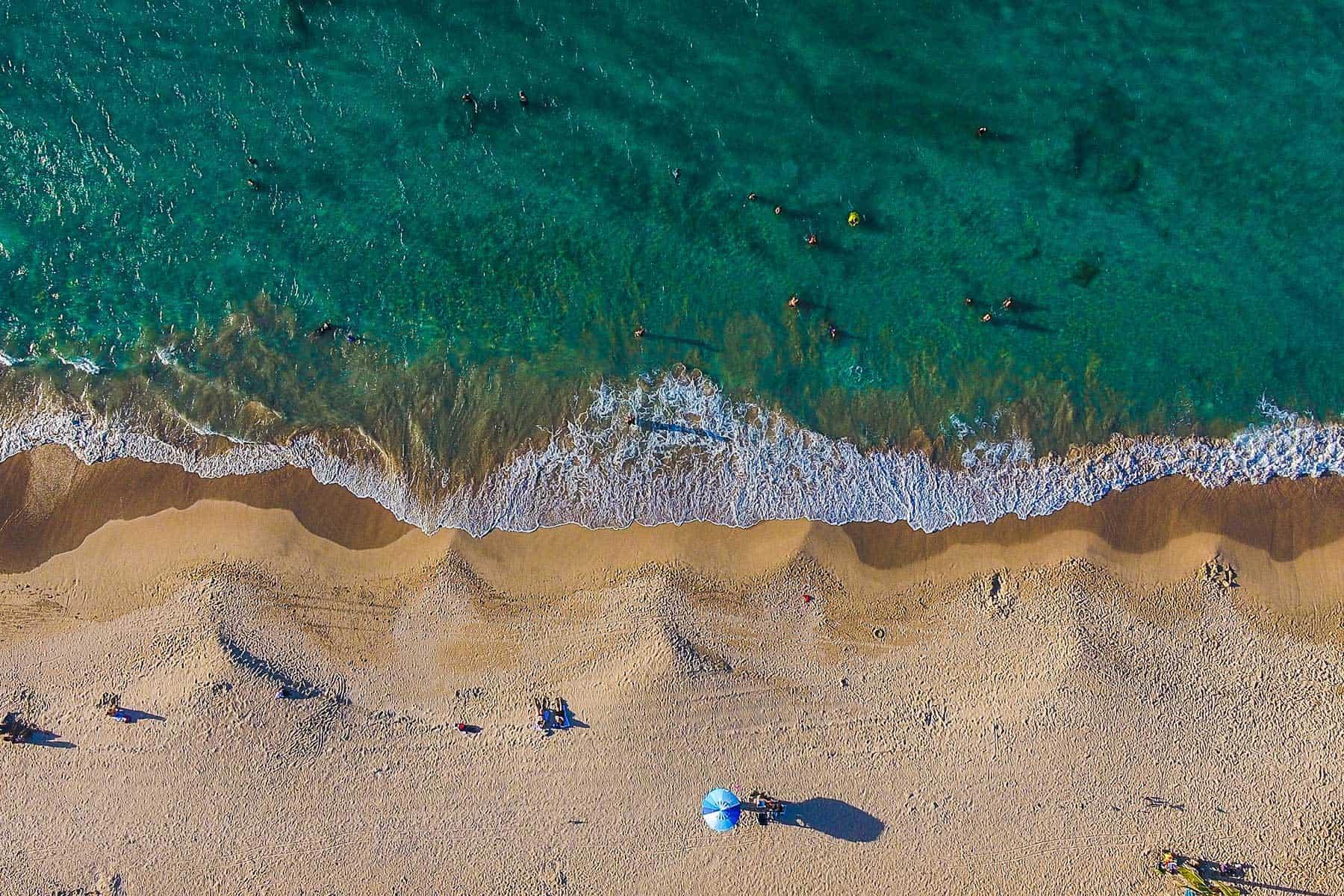 Resor-till-Puerto-Rico---strand---med-Nygren-Lind-Resebyrå