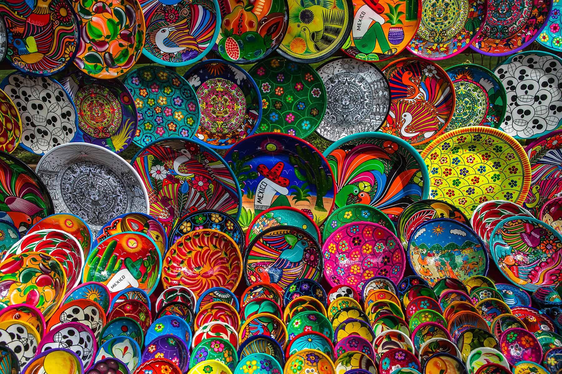 Resor_till_Cancun_i_Mexico_keramik_med_Nygren_Lind_Resebyrå