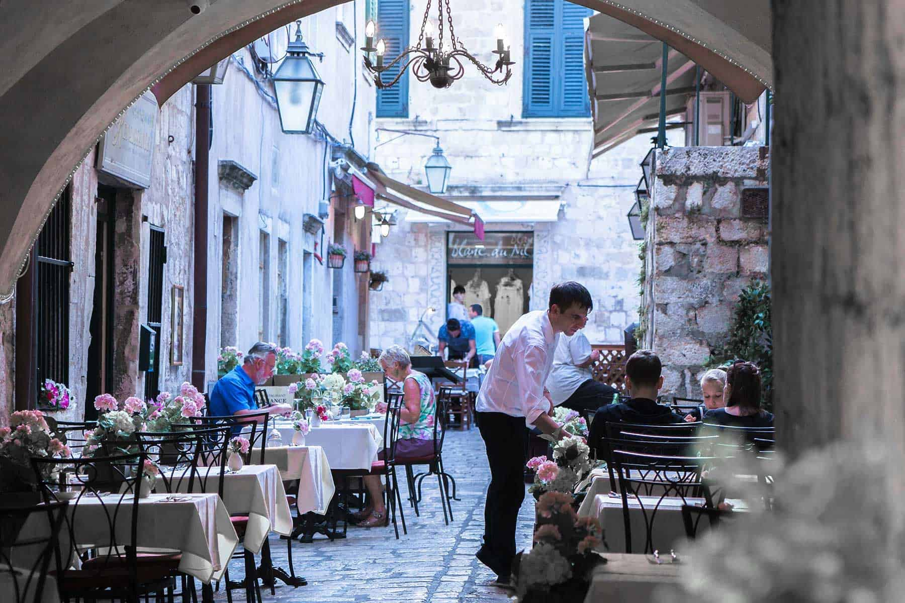 Resor_till_Dubrovnik_i_Kroatien-middag_med_Nygren_Lind_Resebyrå