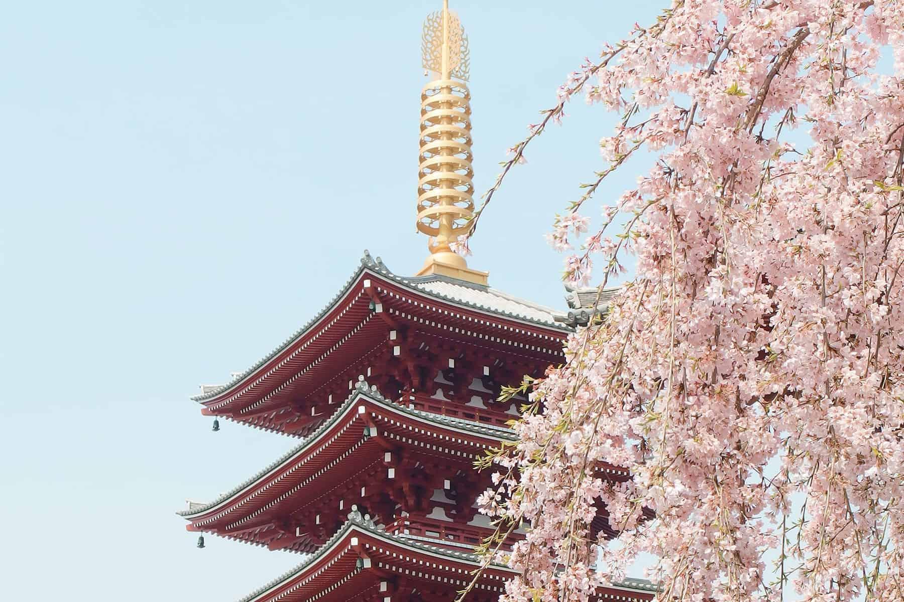 Resor_till_Tokyo_Japan_Tempel_med_Nygren_Lind_Resebyrå