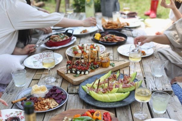 God mat på våra skräddarsydda gruppresor - Nygren & Lind Resebyrå