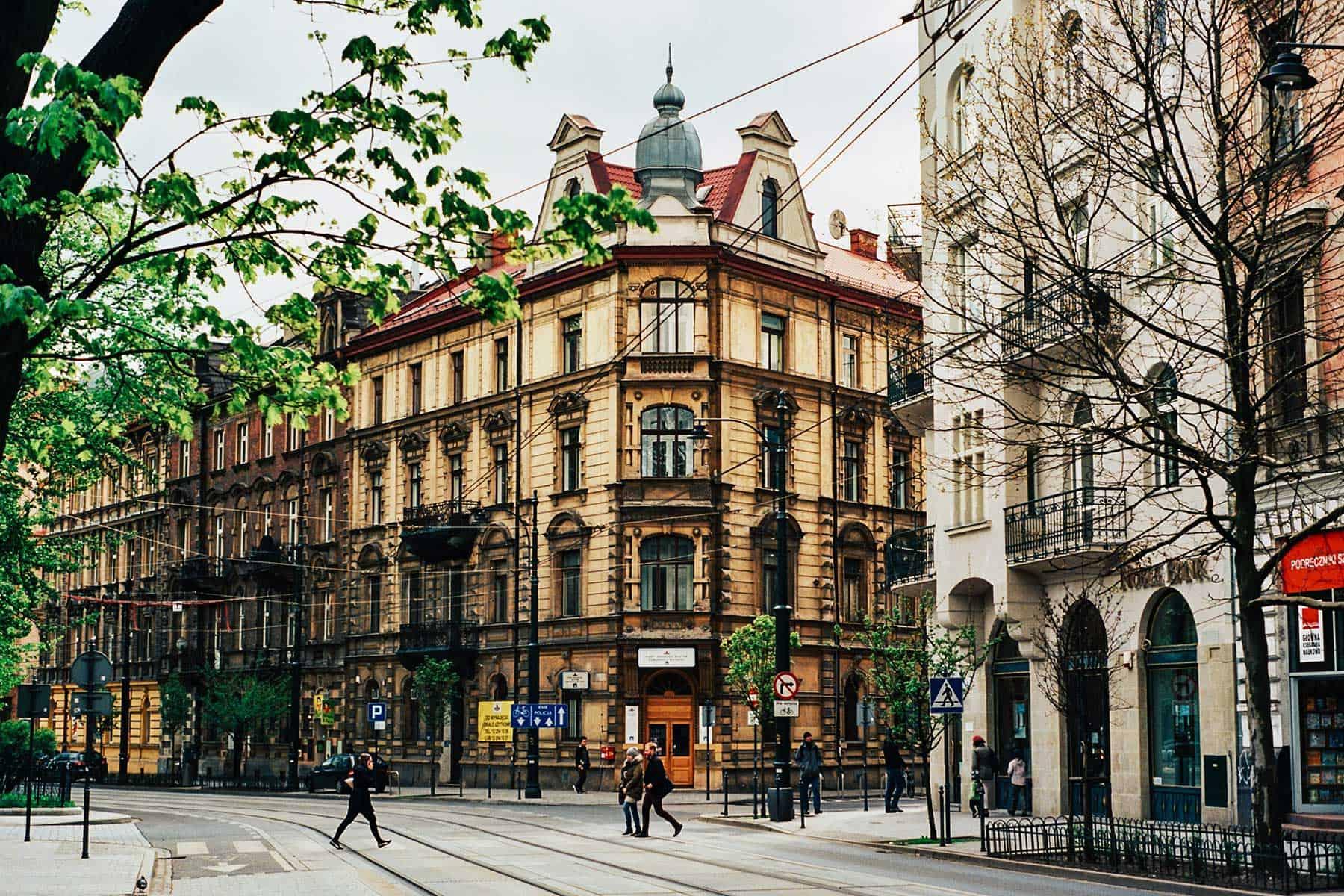 weekendresa_krakow_stadsbild_nygren_lind_resebyrå